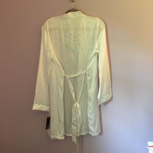 Bridal Silky Robe